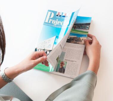 Giii in Projecto magazine