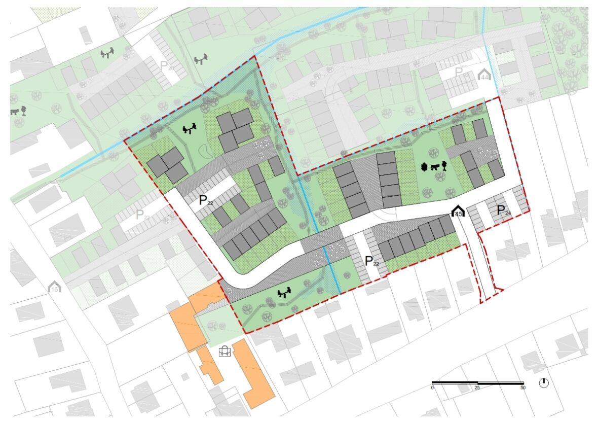 Gaffelhoek_plan