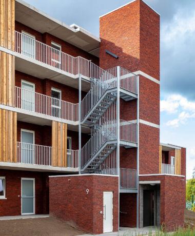 Architecten Groep III CBO Den Tir Cosimco 03
