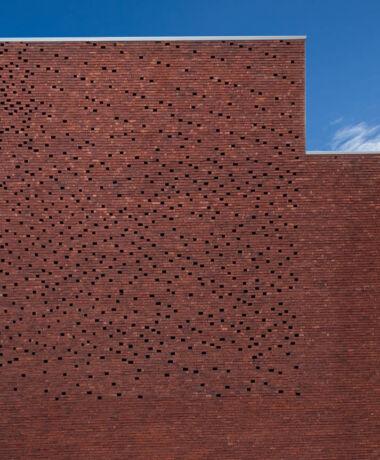 Architecten Groep III CBO Den Tir Stabitec 02 B