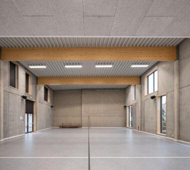 Architecten Groep III De Sprong JAu 95