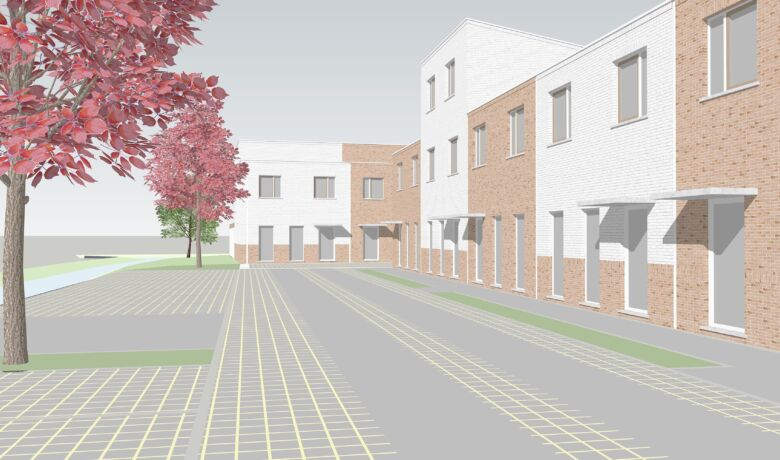 Architecten Groep III Gaffelhoek Beeld2