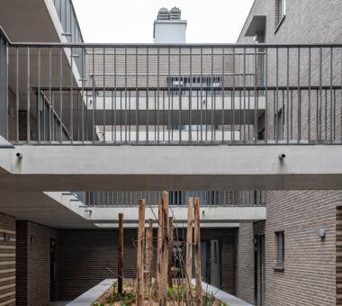 Architecten Groep III Hoeve De Laere jAu 14