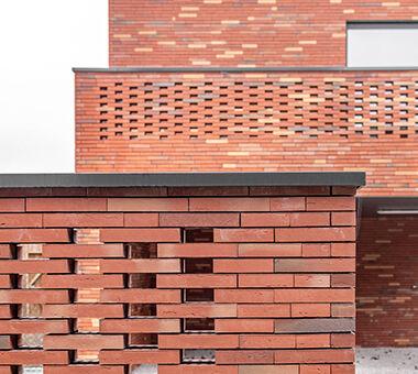 Architecten Groep III Hondekensmolenstr J Au 166 380X460