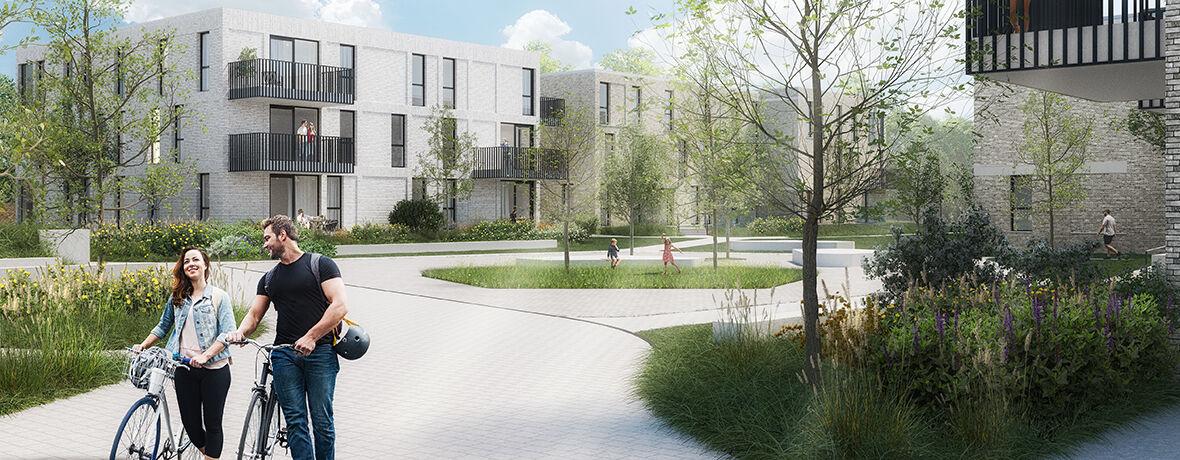 Architecten Groep III Kerkwijck S04 F 1180X460