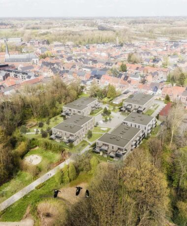 Architecten Groep III Kerkwijck S8 F2