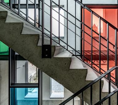 Architecten Groep III Lodejo JAu 40