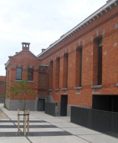 Architecten Groep III - Militair Hospitaal Oostende