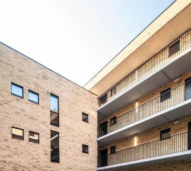Architecten Groep III-Woonontwikkeling Oostendse Steenweg 5