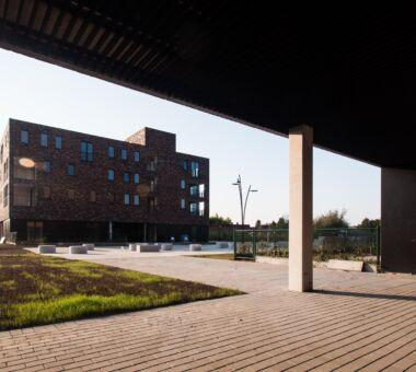 Architecten Groep III-Woonontwikkeling Oostendse Steenweg 7