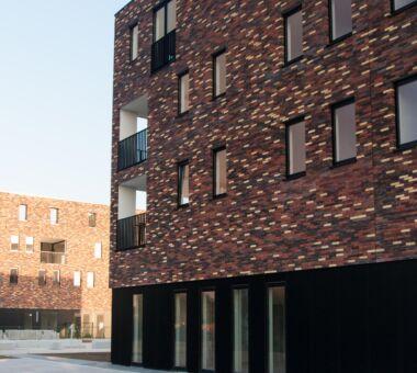 Architecten Groep III-Woonontwikkeling Oostendse Steenweg 9