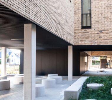 Architecten Groep III-Woonontwikkeling Oostendse Steenweg 12