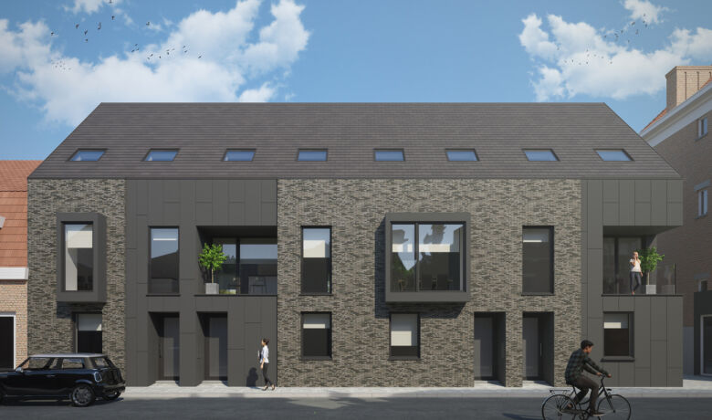 Architecten Groep III Oud Administratief Centrum 03 R