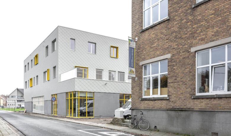 Architecten Groep III SEW J Au 99
