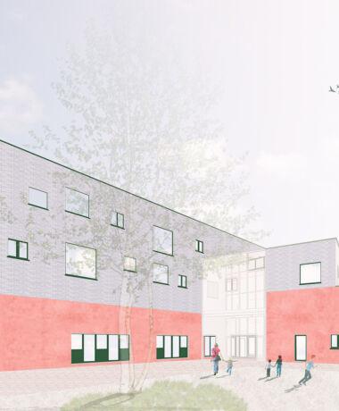 Architecten Groep III Sint Jozefsschool 01