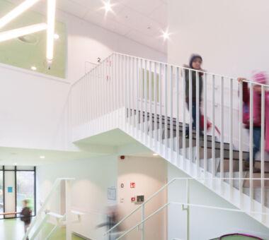 Architecten Groep III Spanjeschool