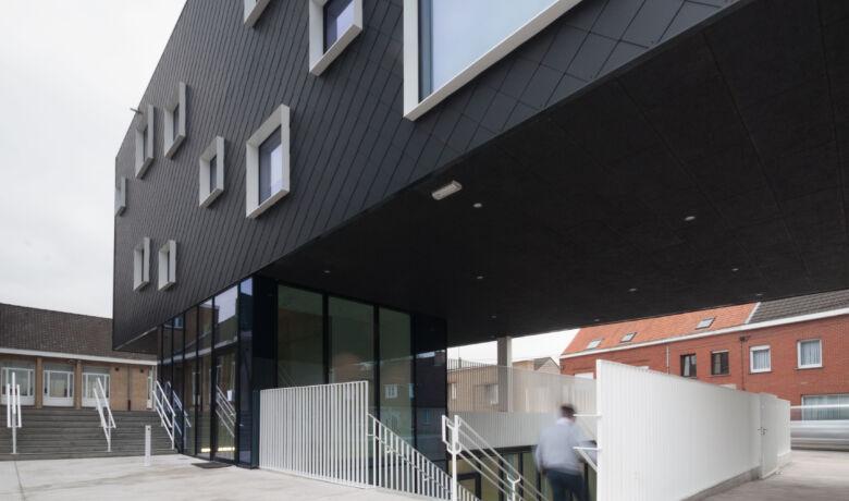 Architecten Groep III-Spanjeschool