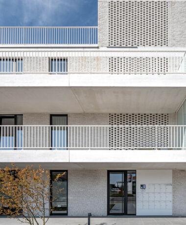 Architecten Groep III Ter Haeghe J Au 11