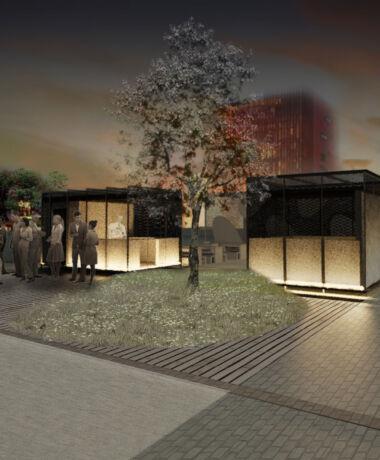 Architecten Groep III-'t Zand en Vrijdagmarkt
