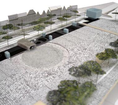 Architecten Groep III-'t Zand en Vrijdagsmarkt