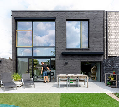 Architecten Groep III Woning Rvm 24 380X340